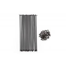 BSD spokes 184 black
