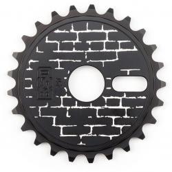 BSD Walla 25t black sprocket
