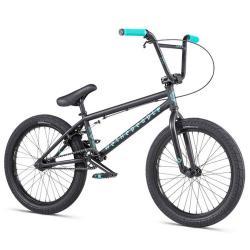 WeThePeople NOVA 2020 20 matt black BMX bike