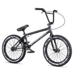 WeThePeople ARCADE 2020 21 matt black BMX bike