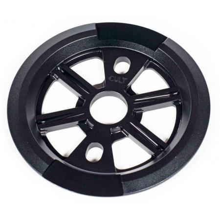 Cult Dak Guard 25T Black BMX Sprocket
