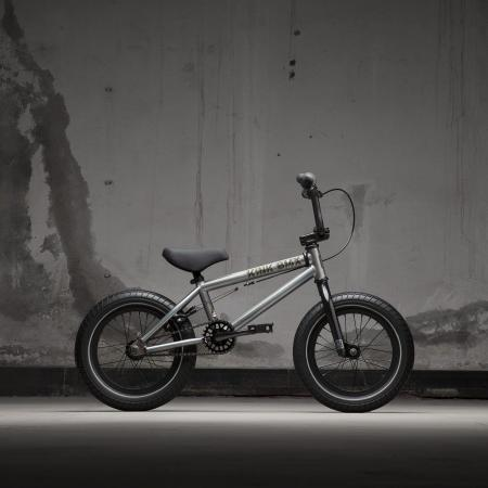 KINK Pump 14 2021 Matte Digital Charcoal BMX bike