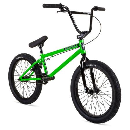 Stolen 2021 CASINO XL 21 Gang Green BMX bike