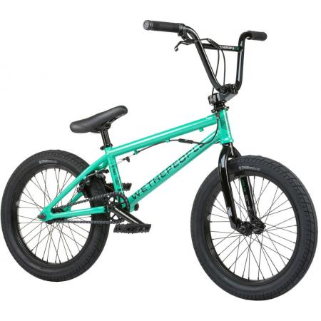 Wethepeople Curse 18 FS 2021 Metallic Soda Green BMX Bike