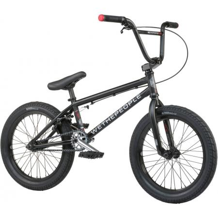 Wethepeople Curse 18 2021 Matt Black BMX Bike