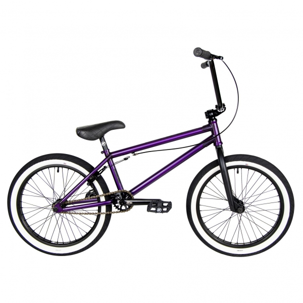 Kench Street PRO 2021 21 purple BMX bike