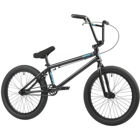 Mankind Nexus 2021 21 Gloss Black BMX Bike