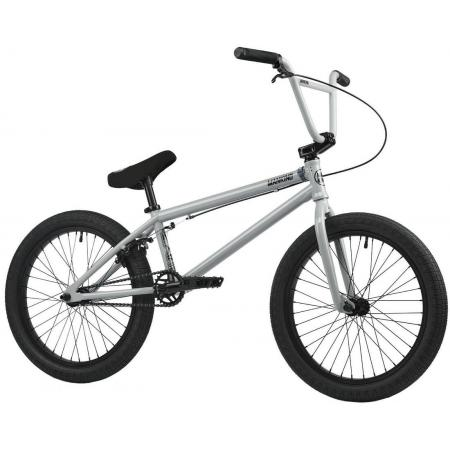 Mankind Nexus 2021 20 Gloss Grey BMX Bike