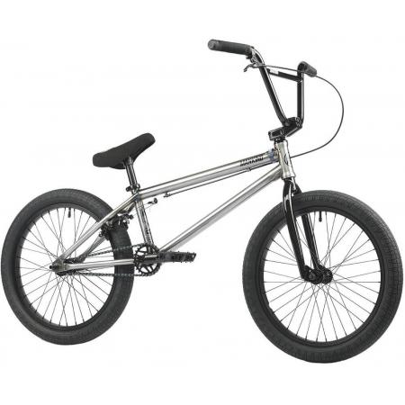 Mankind Nexus 2021 20.5 Gloss Raw BMX Bike