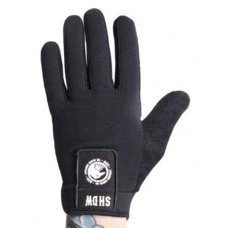Gloves Shadow Shdw L Black