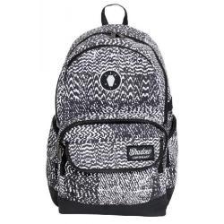 Backpack Shadow Static Backpack Black Black/White