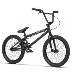 Radio DICE 20 2021 20 matt black BMX bike