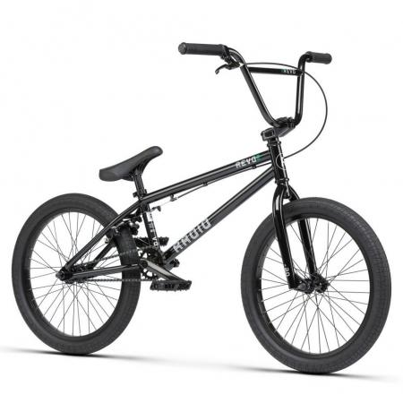 Radio REVO PRO 2021 20 black BMX bike