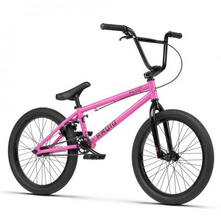 Radio REVO 2021 20 hot pink BMX bike