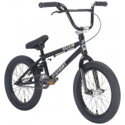 Academy Origin 16 2021 Black with Polished BMX bike