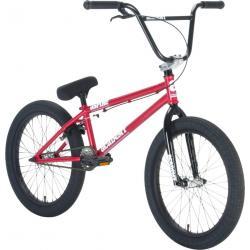 Academy Aspire 2021 20.4 Dark Red BMX bike
