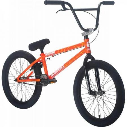 Academy Aspire 2021 20.4 Orange Crackle BMX bike