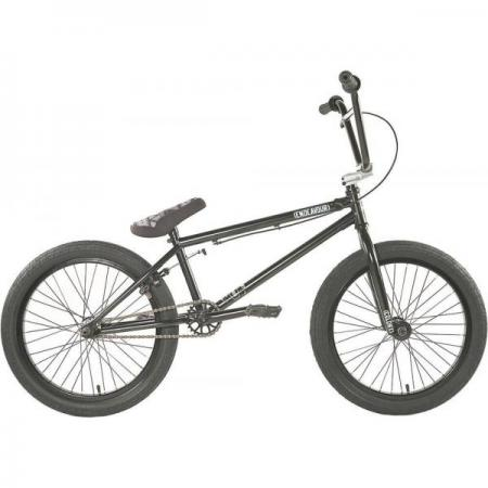 Colony Endeavour 2021 21 Dark Grey with Polished BMX bike