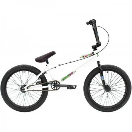 Colony Sweet Tooth FC 2021 20.7 Gloss White BMX bike