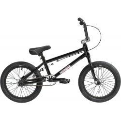 Colony Horizon 16 2021 Black with Polished BMX bike