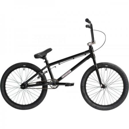 Colony Horizon 2021 18.9 Black with Polished BMX bike