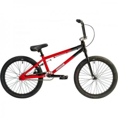 Colony Horizon 2021 18.9 Black with Red BMX bike