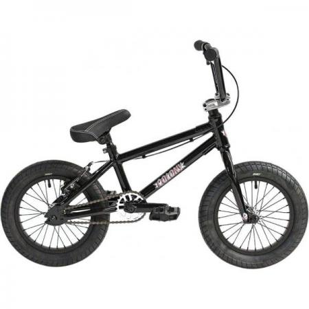 Colony Horizon 14 2021 Black with Polished BMX bike