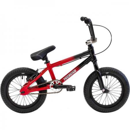 Colony Horizon 14 2021 Black with Red BMX bike