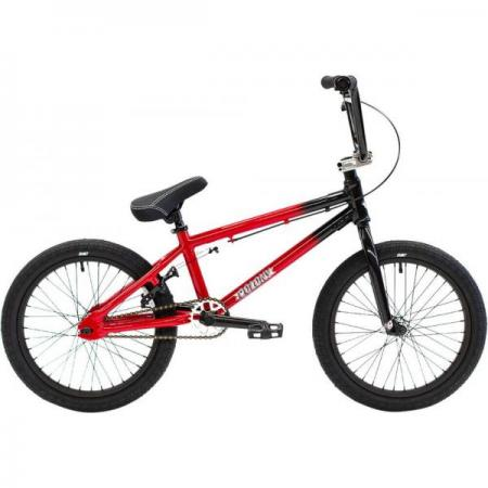 Colony Horizon 18 2021 Black with Red BMX bike