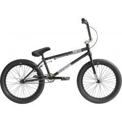 Division Fortiz 2021 21 Crackle Silver BMX bike